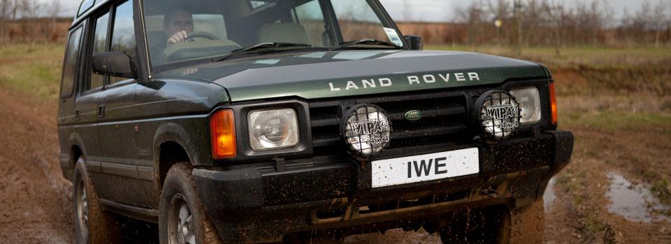 Your trusted local Land Rover & 4x4 specialist